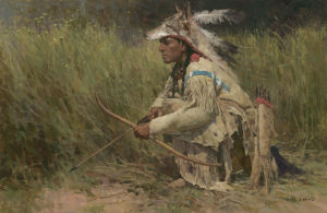 Hunting the River Bank - Z. S. Liang
