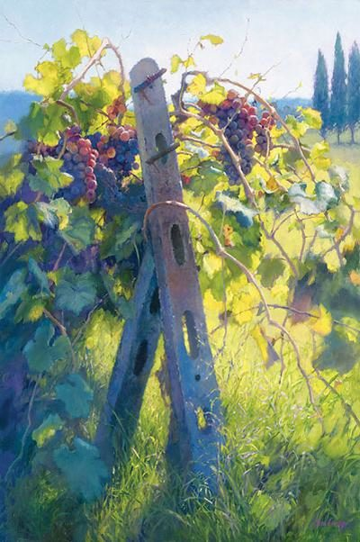Imported Vines June Carey
