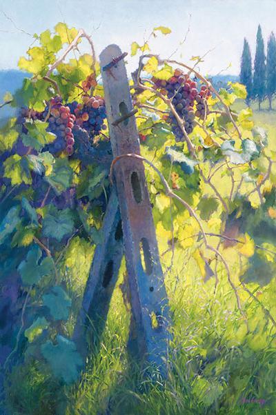 Imported Vines June Carey