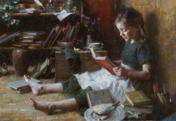 In Her World - Morgan Weistling