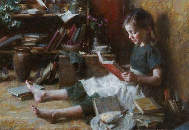 In Her World - Morgan Weistling