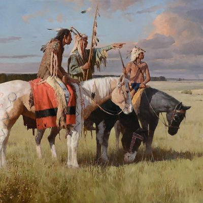 In Quest Of The Cree Z. S. Liang