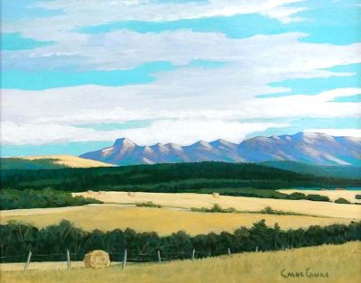In the Foothills - Southern Alberta - Chris MacClure
