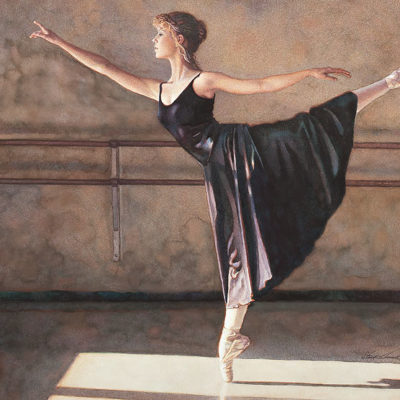 In The Spotlight Of The Sun Steve Hanks