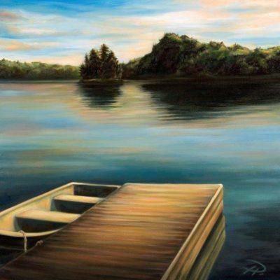 In the Stillness - Tanya Jean Peterson