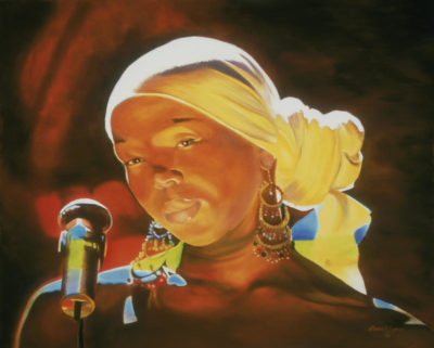 India Donna Wayman