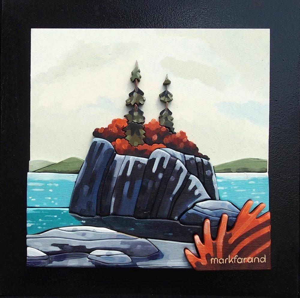 Island Retreat - Mark Farand