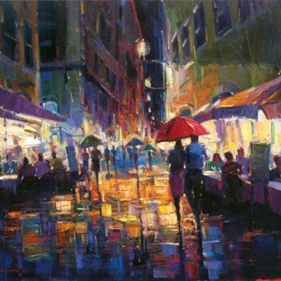 Italian Rain Michael Flohr
