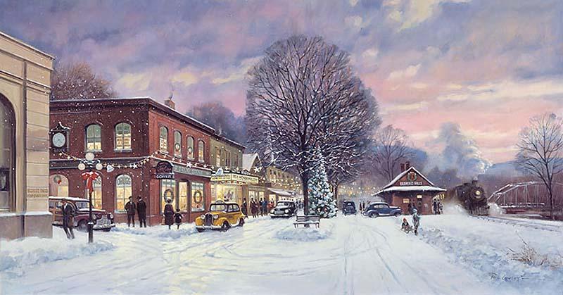 It's a Wonderful Christmas - Paul Landry