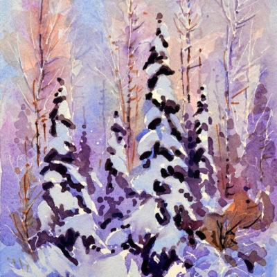 January In Jasper Gregg Johnson
