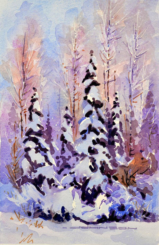 January In Jasper Gregg Johnson
