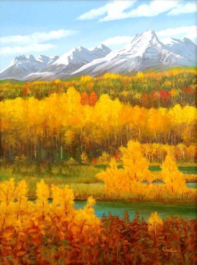 Jasper October - Chris MacClure