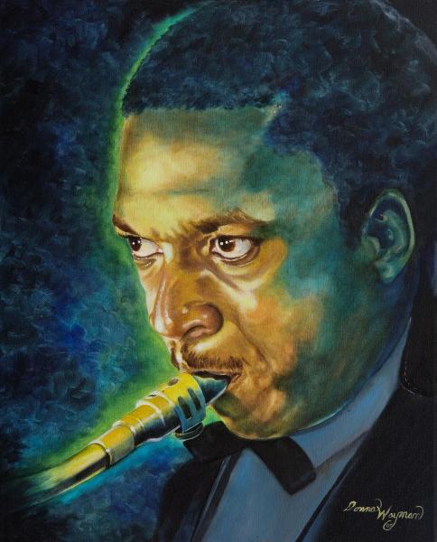 John Coltrane Donna Wayman