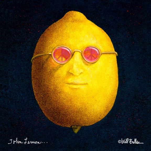 John Lemon - Will Bullas