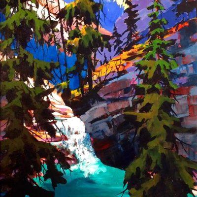 Johnston Canyon - Branko Marjanovic