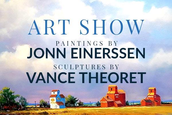 Jonn Einerssen & Vance Theoret - Tile 2020a