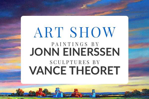 Jonn Einerssen & Vance Theoret - Tile 2021a
