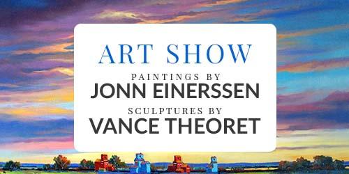 Jonn Einerssen and Vance Theoret - Carousel Slide 2021