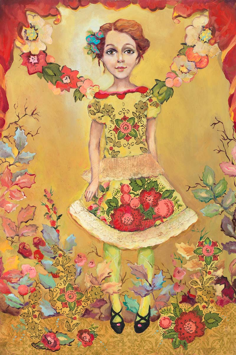 Just Be Where Your Feet Are - Cassandra Christensen Barney