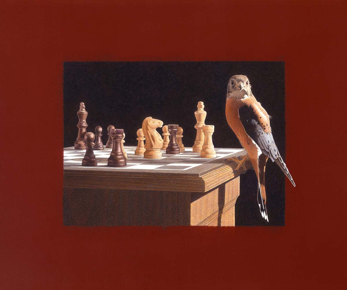King's Move - Barbara Banthien
