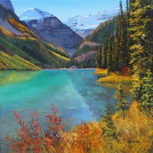 Lake Louise - Andrew Kiss