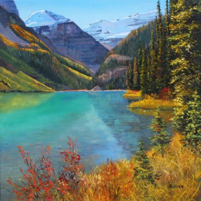 Lake Louise - Andrew Kiss