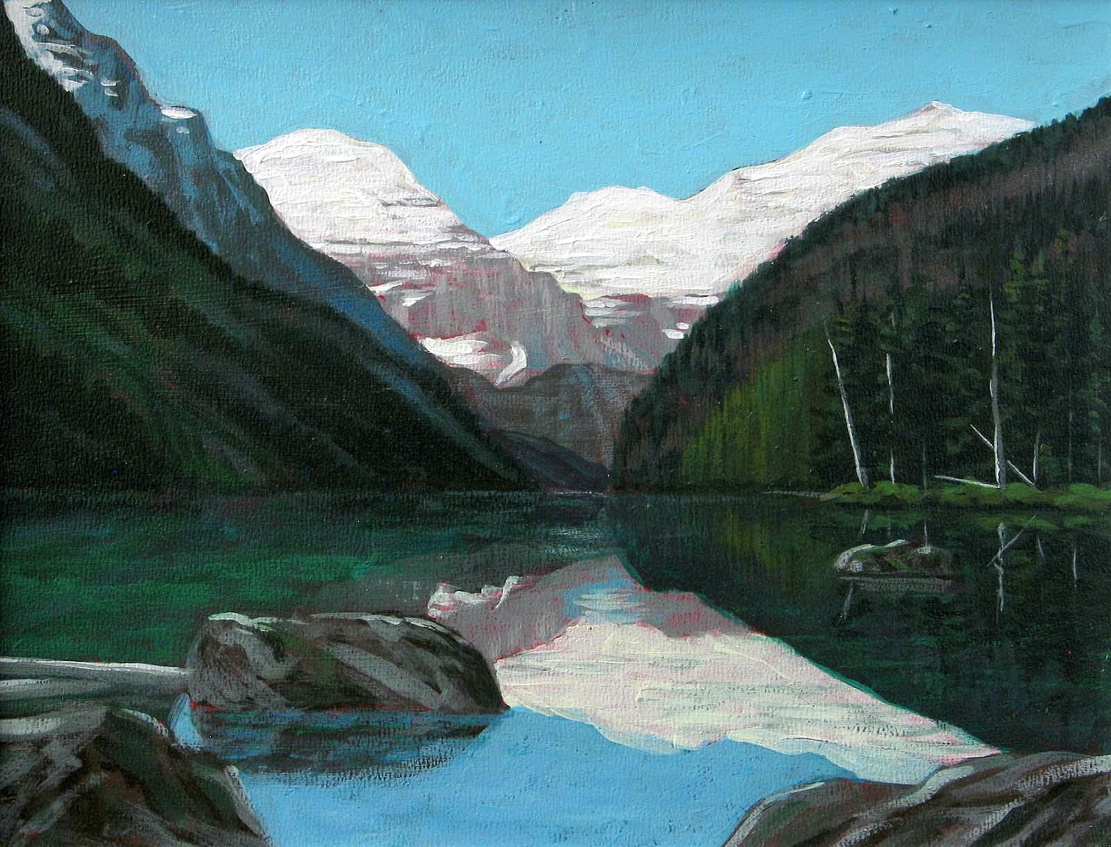 Lake Louise - Chris MacClure