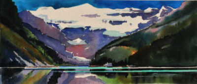 Lake Louise Gregg Johnson