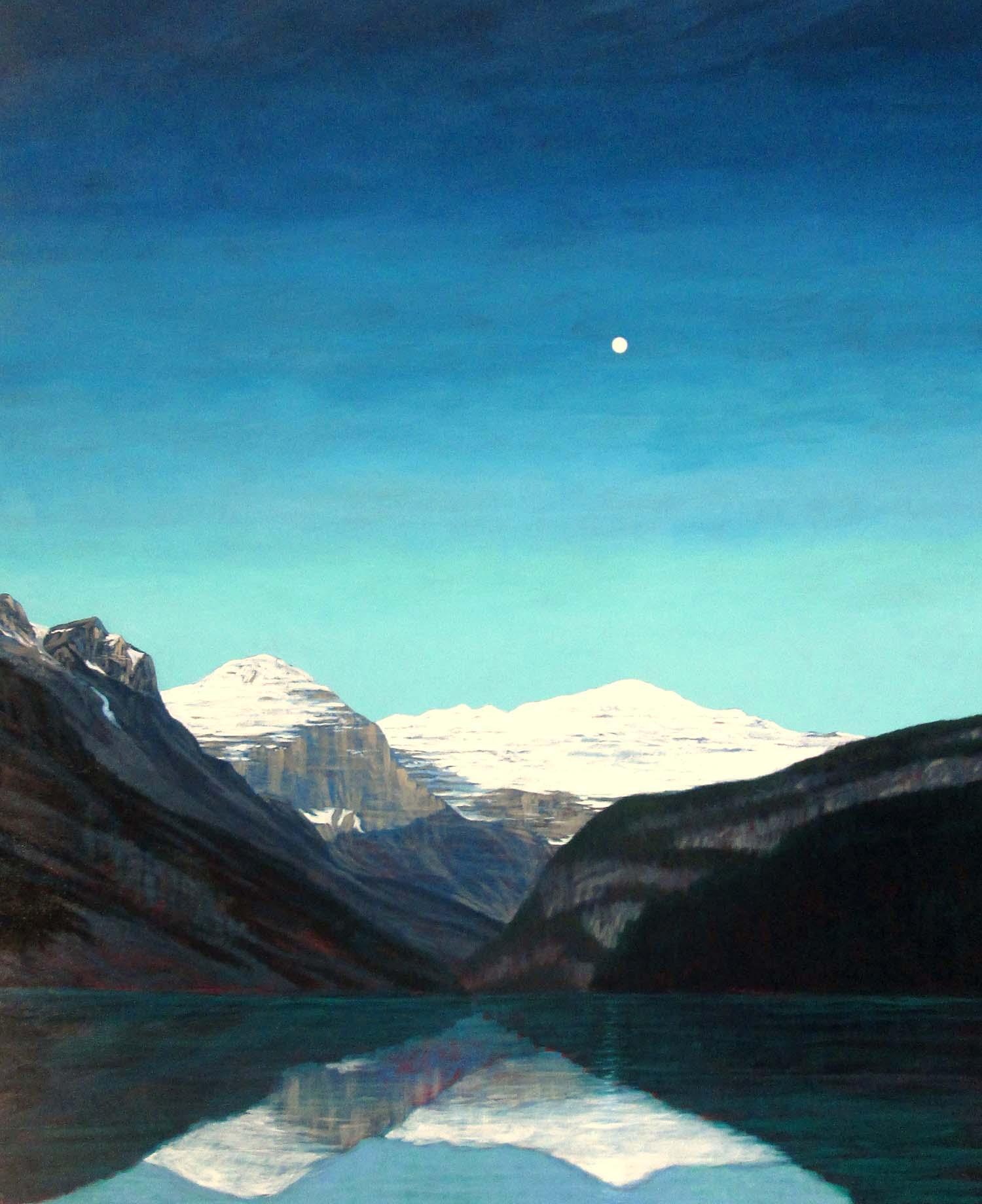 Lake Louise Moon - Chris MacClure