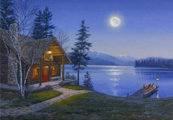 Lakeside Lodge Darrell Bush