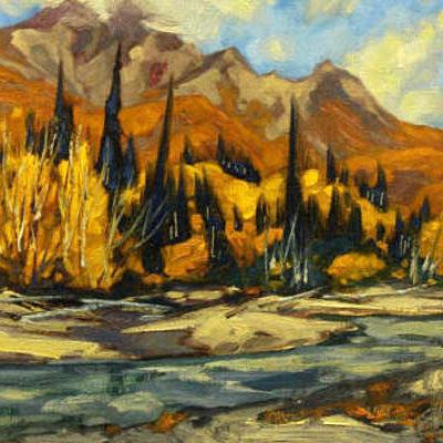 Lakina River Dominik Modlinski