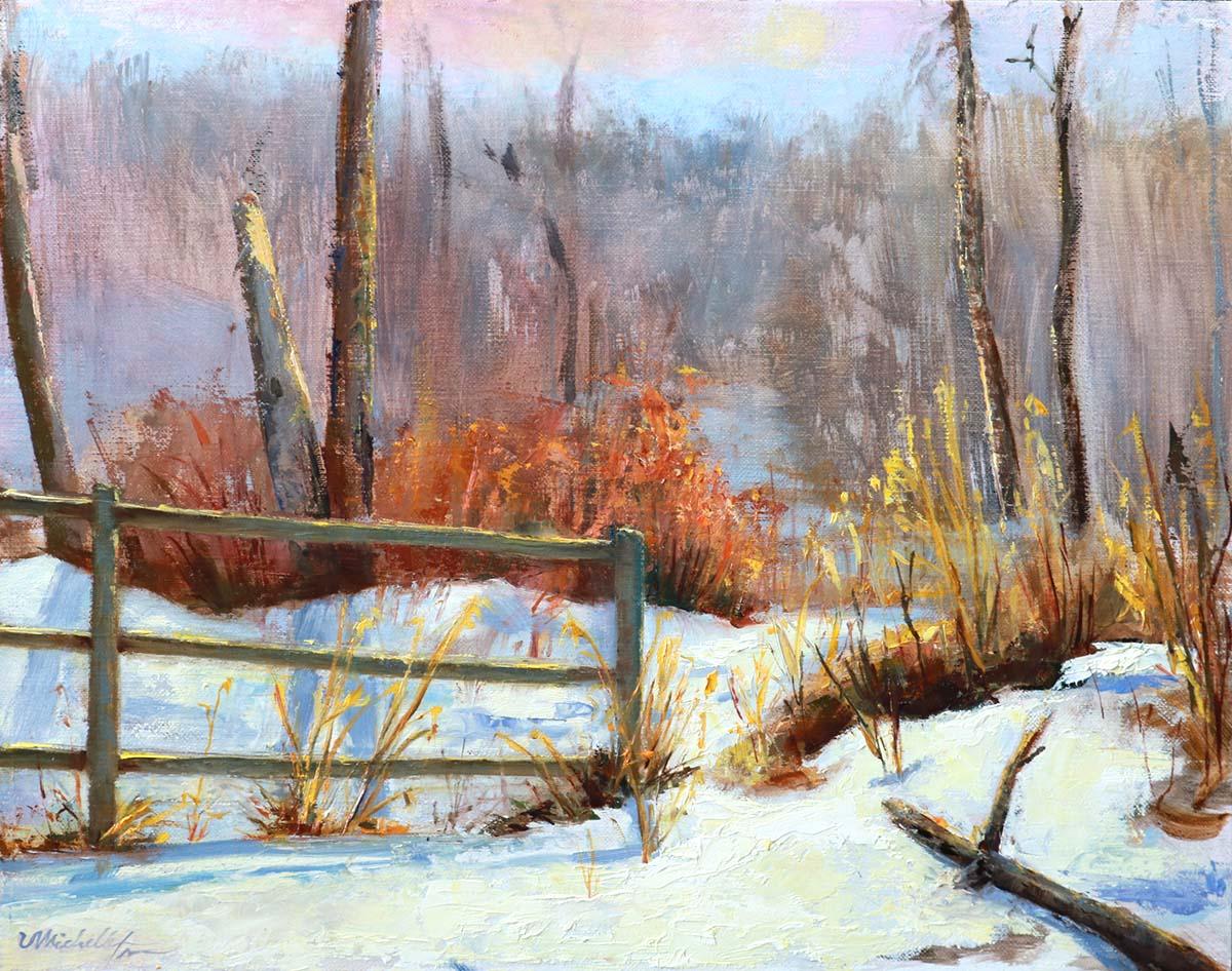 Last of Winter Greys - Michelle Murray