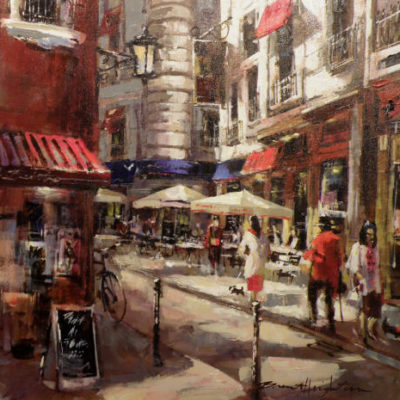 Le Bistro Brent Heighton