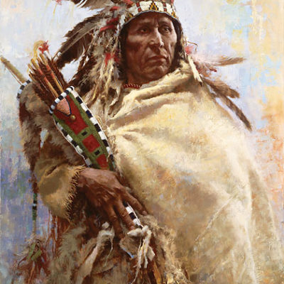 Leader Of Men Howard Terpning
