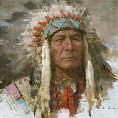 Leader of the Tribe - Z. S. Liang