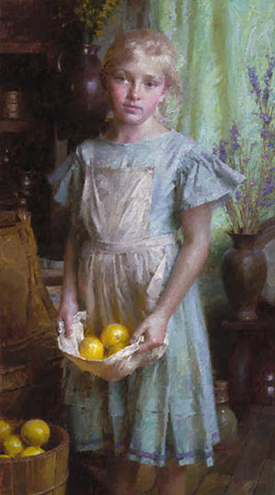 Lemon Girl Morgan Weistling