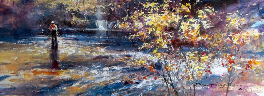 Life on the Fly - Brent Heighton
