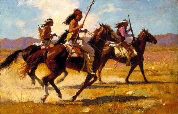 Light Cavalry Howard Terpning