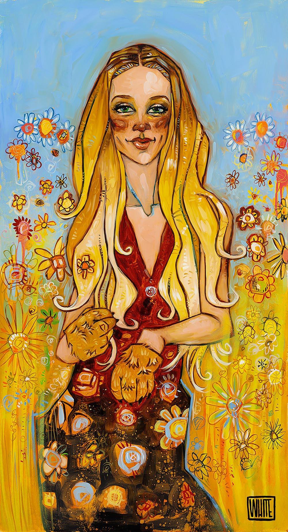 Lioness - Todd White