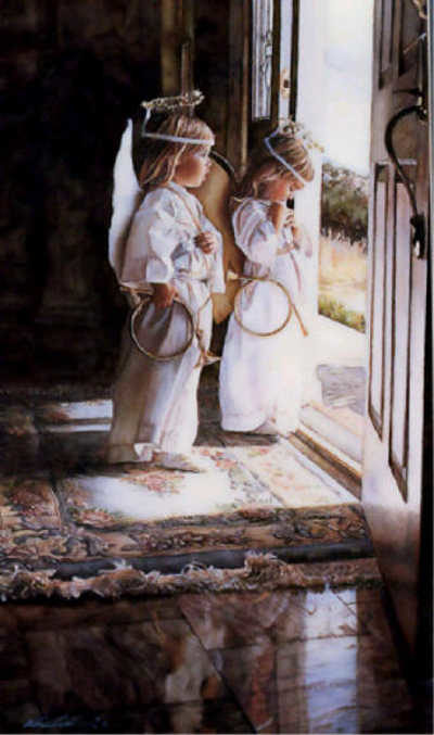 Little Angels Steve Hanks