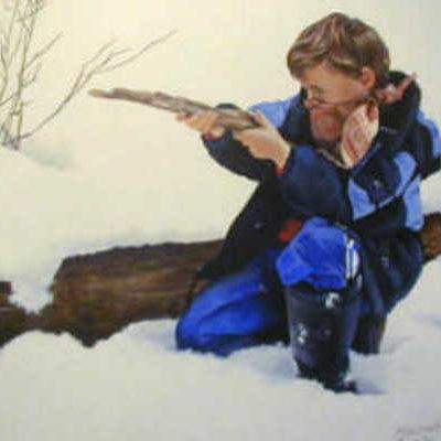 Little Bandit Maurade Baynton