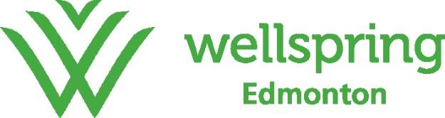 Logo - Wellspring Edmonton