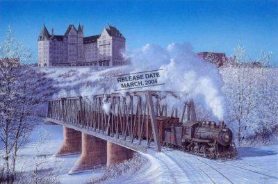 Low Level Bridge, Edmonton Max Jacquiard