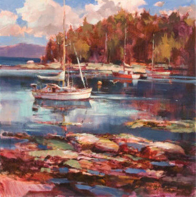 Low Tide Brent Heighton