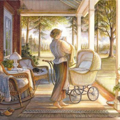 Lullaby Trisha Romance