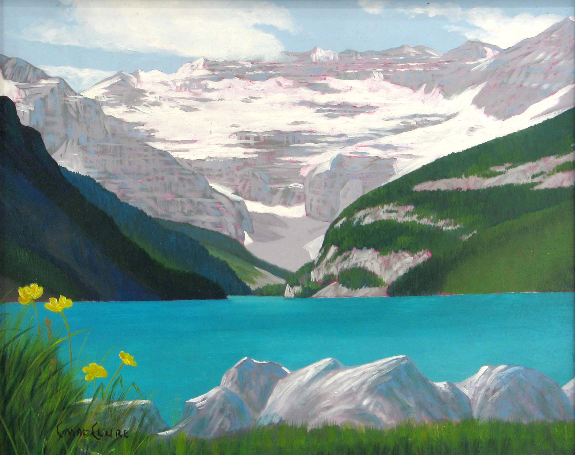 Magic at the Lake - Chris MacClure