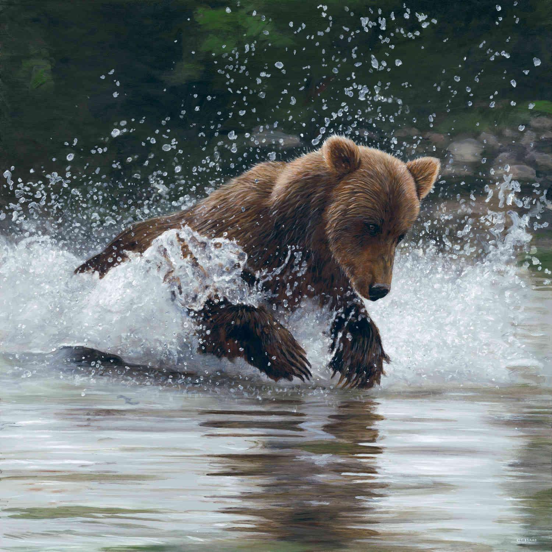 Making A Splash Terry Isaac
