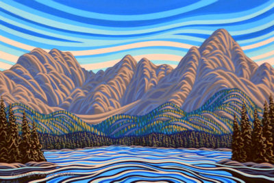 Maligne Lake - Patrick Markle