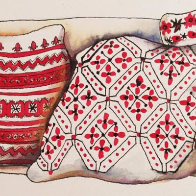 Mama's Patterns - Larisa Cheladyn