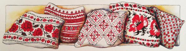 Mama's Patterns - Larisa Cheladyn